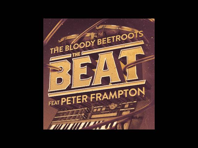 The Bloody Beetroots feat. Peter Frampton - The Beat (Proxy Remix) [Cover Art]