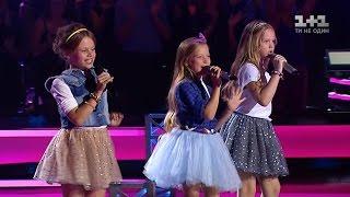 Варвара, Ева, Тали - Маленькая девочка_Голос країни Скачать клип, смотреть клип, скачать песню