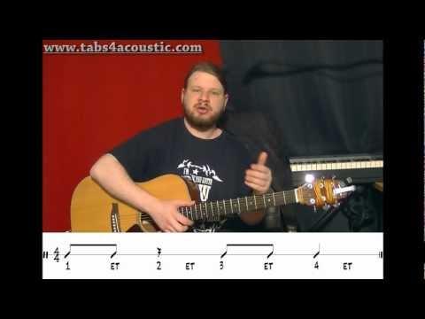 Les rythmiques 2 : les croches - Partie 3