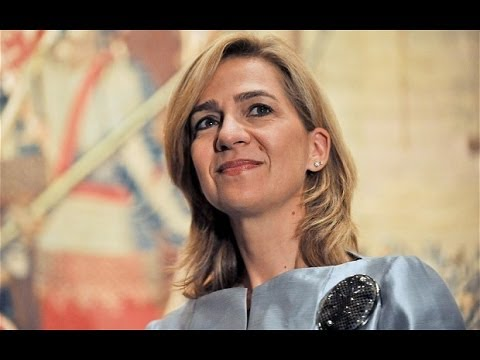 Princess Cristina of Spain Charged With Tax Fraud and Money Laundering