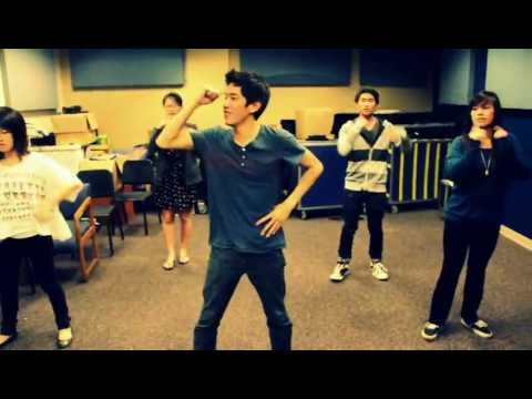 What Makes You Beautiful- One Direction- Alex An's Prom Choreography Practice!!!