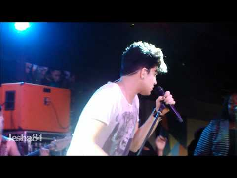 Adam Lambert - Never Close Our Eyes - 95.5 WPLJ Summer Blastoff 5/25/12