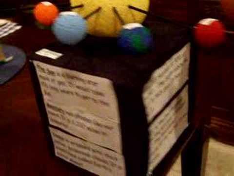 5th Grade Solar System Project Ideas 5th Grade Solar Project