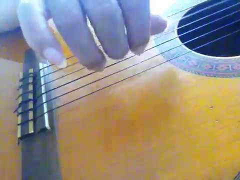 Tình Cờ Gặp Nhau -Guitar Solo