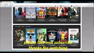 Top 10 Sites To Watch Movies Online For Free.