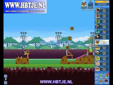 Angry Birds Friends Tournament Week 104 Level 1 High Score 93k (tournament 1)