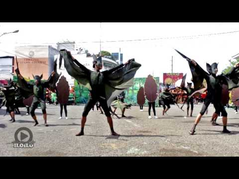Tribu Molave DINAGYANG FESTIVAL 2014 Performance