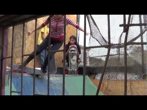 Viejaslocas Skate - Chile Girls Video