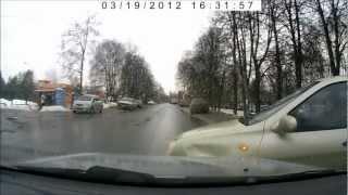 Подборка ДТП с видеорегистраторов 35 \ Car Crash compilation 35