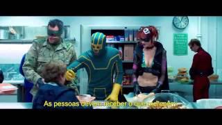 KICK ASS 2 Red Band Trailer Estendido Legendado (2013