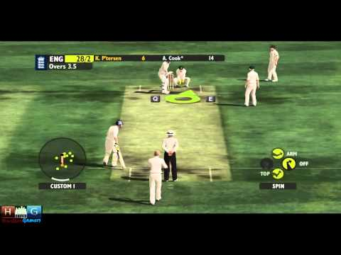 Ashes Cricket™ 2009 : England v/s Australia - Ashes 4th Test Match (Episode #5/END)