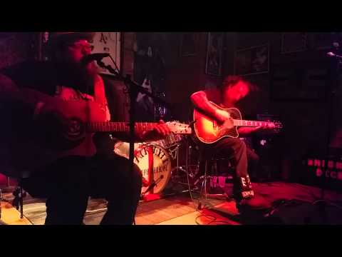 Whiskey Dick - Black Tooth Grin / Come On Mother F*ck*r (Live Moonrunners 2014)