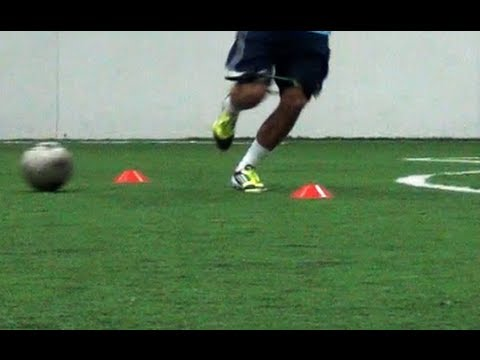 Soccer Drills | Ball Handling | Increase Speed
