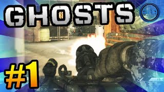 """LET'S GO TEAM!"" - GHOSTS LIVE w/ Ali-A #1 - (Call of Duty Ghost Multiplayer Gameplay)"