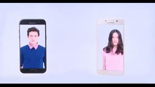 حصري..شوفو أول فيديو لهاتف سامسونغ الجديد |