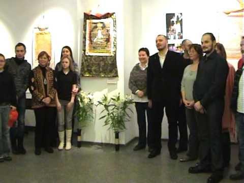 """Выставка """"Буддийский путь"""" 2010"""