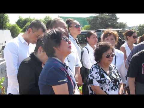 Tình Nghệ sĩ Paris trong đám tang Cố Nghệ sĩ Phương Thanh