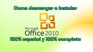 Tutorial Descargar E Instalar Microsoft Office