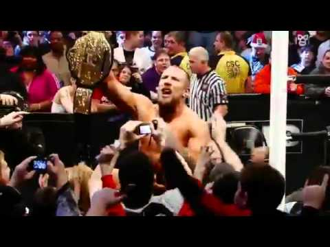 WWE Royal Rumble 2012 - Daniel Bryan vs Big Show vs Mark Henry (Steel Cage Match) [HD]