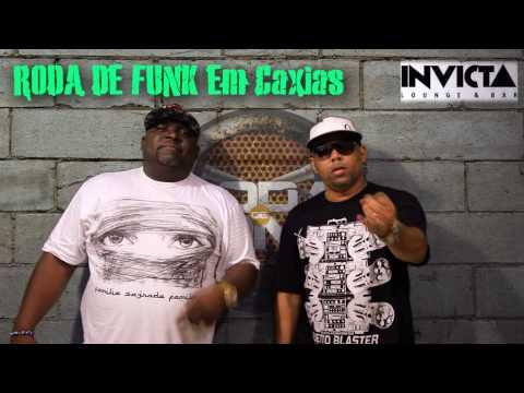 Chamada Roda de Funk (Caxias - Rio de janeiro)