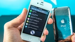 How To Install SIRI On 6.0.1 IPhone 4 & IPod Touch 4G