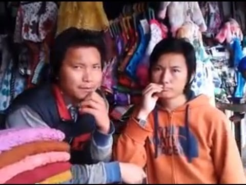 Tibetan market in Ooty, Tamilnadu - India tourism