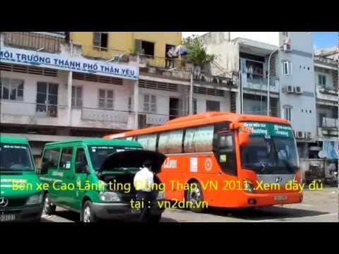BẾN XE CAO LANH TINH ĐỒNG THÁP VN 2011 2p15``.mp4
