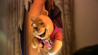 The Many Adventures Of Winnie The Pooh Ride-through