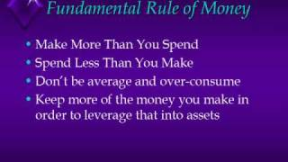 How To Become A Millionaire Money Rule #1
