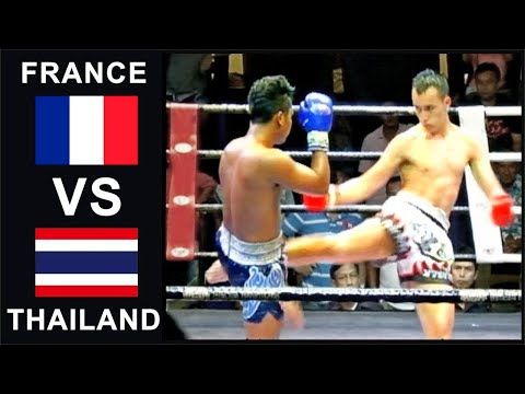 Dylan KO Fight at Pattaya Boxing World Stadium - 4th June 2014