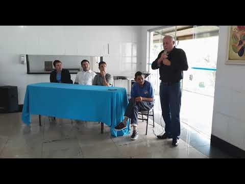 04/12/2017 - Entrega de dois ônibus e um carro utilitário para APAE de Barretos