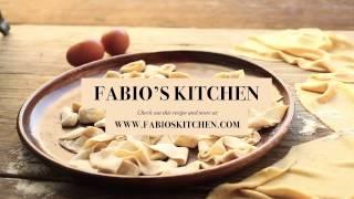 "Fabio's Kitchen: Episode 1, ""Quick Fresh Pasta Dough"""