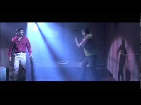 Gemini - Vikram jail fight scene