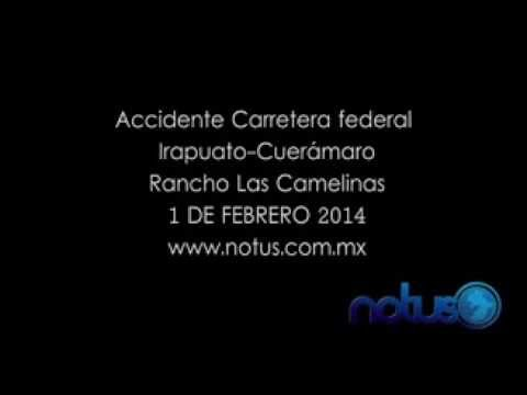 Accidente Cuerámaro