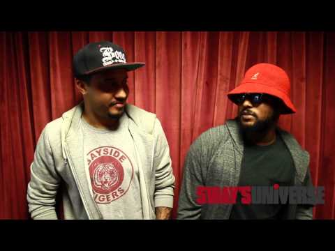 "The Backwash with DB: ScHoolBoy Q Explains ""Collard Greens"" Title & Groupies"