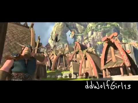 How To Train Your Dragon 2 fan made trailer HD (2014) Dreamworks Animation Sequel