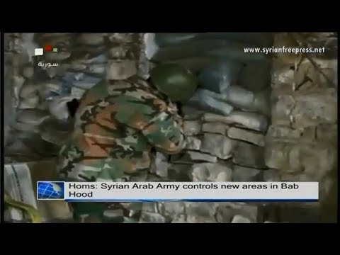 Syria News 14/1/2014, Army advances in Aleppo, Non-Syrian terrorists killed in Lattakia countryside