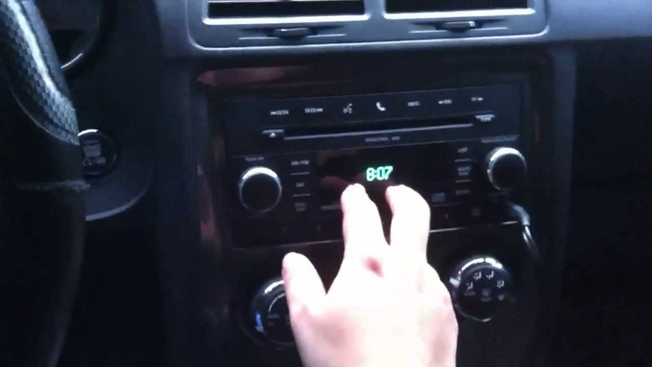 How To Install Aftermarket Subs And Amp On Stock Stereo On