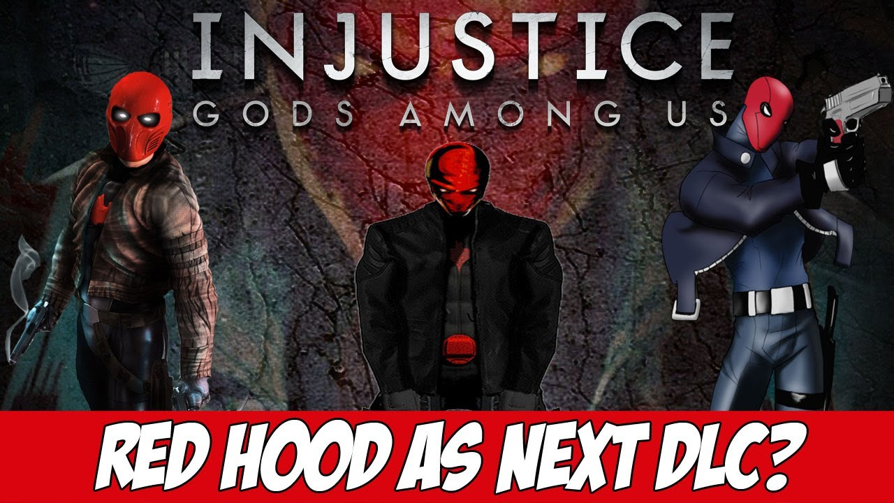 Injustice Gods Among Us: Red Hood As Next DLC? - YouTube