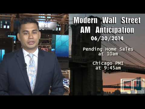 AM Anticipation: Futures dip ahead of housing data, Iraq tensions mount