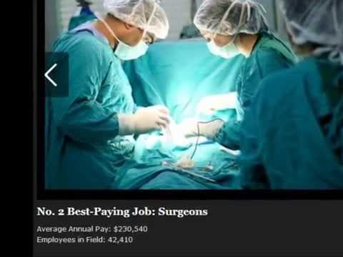 Top 10 Best Paying Jobs in the World