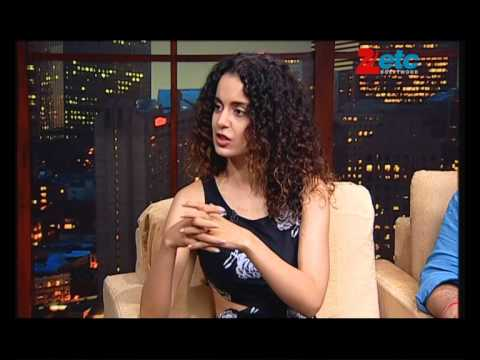 Kangana Ranaut - ETC Bollywood Business - Komal Nahta