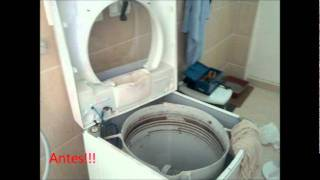 Maquina De Lavar Sujando Roupa Tenha A Solução!