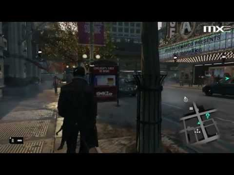 Watch Dogs - E3 2012 Gameplay Demo HD