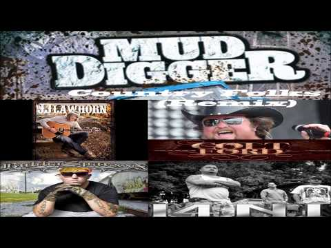 Bubba Sparxxx ft  Colt Ford,JJ Lawhorn & I4NI - Country Folks Remix