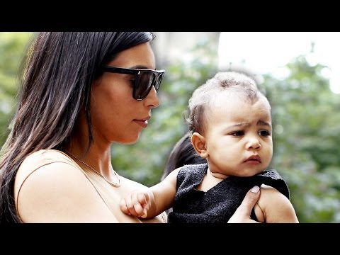 Kim Kardashian Reveals Kanye West Parenting Style on KUWTK