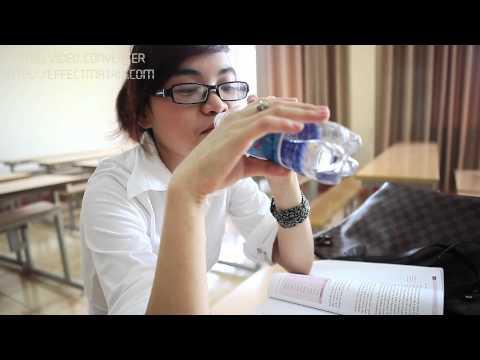 Quảng cáo nước khoáng Kristal