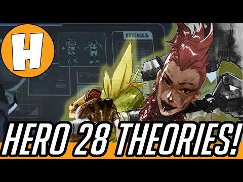 Overwatch - Hero 28 Popular Theories, Analysis + Speculation! | Hammeh