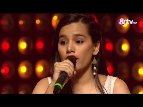 Rithika Vaddadi - Performance - Blind Auditions Episode 7 - December 31, 2016 - The Voice India Season2