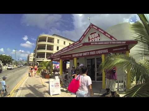 2013 Grand Cayman Island and Cozumel cruise